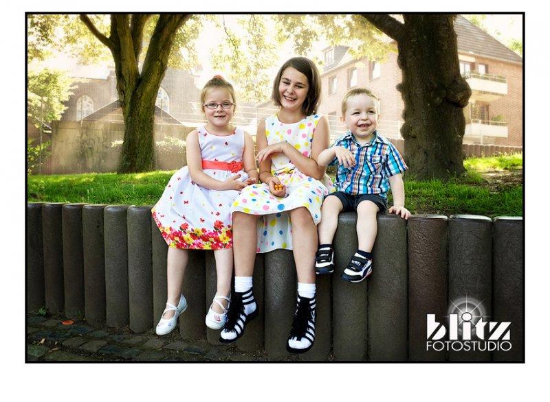 Kinderfotos im Freien1